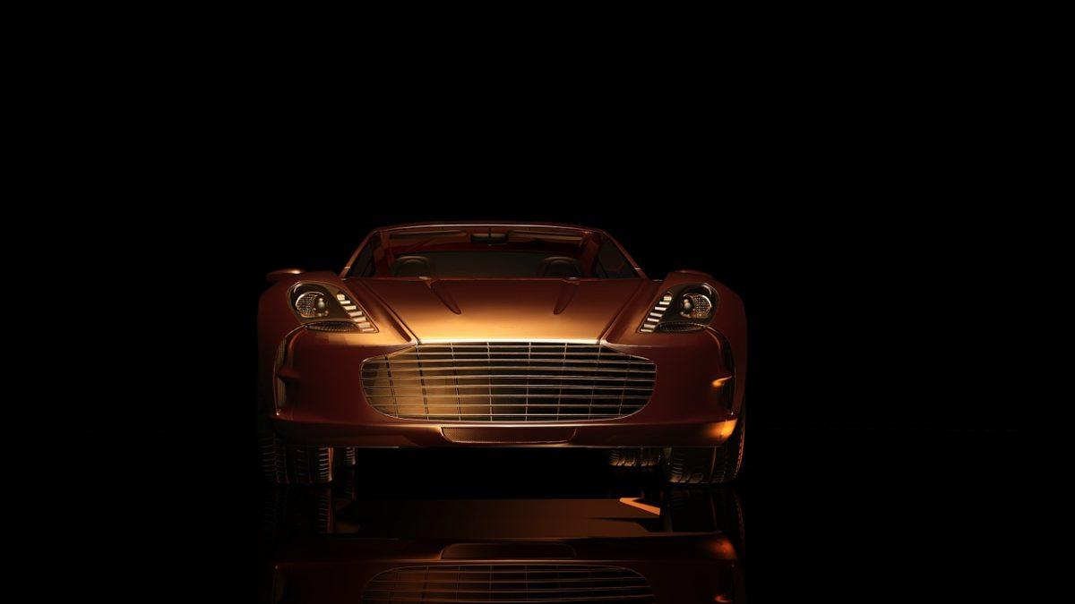 2020 Aston Martin DBKS prototip pogon