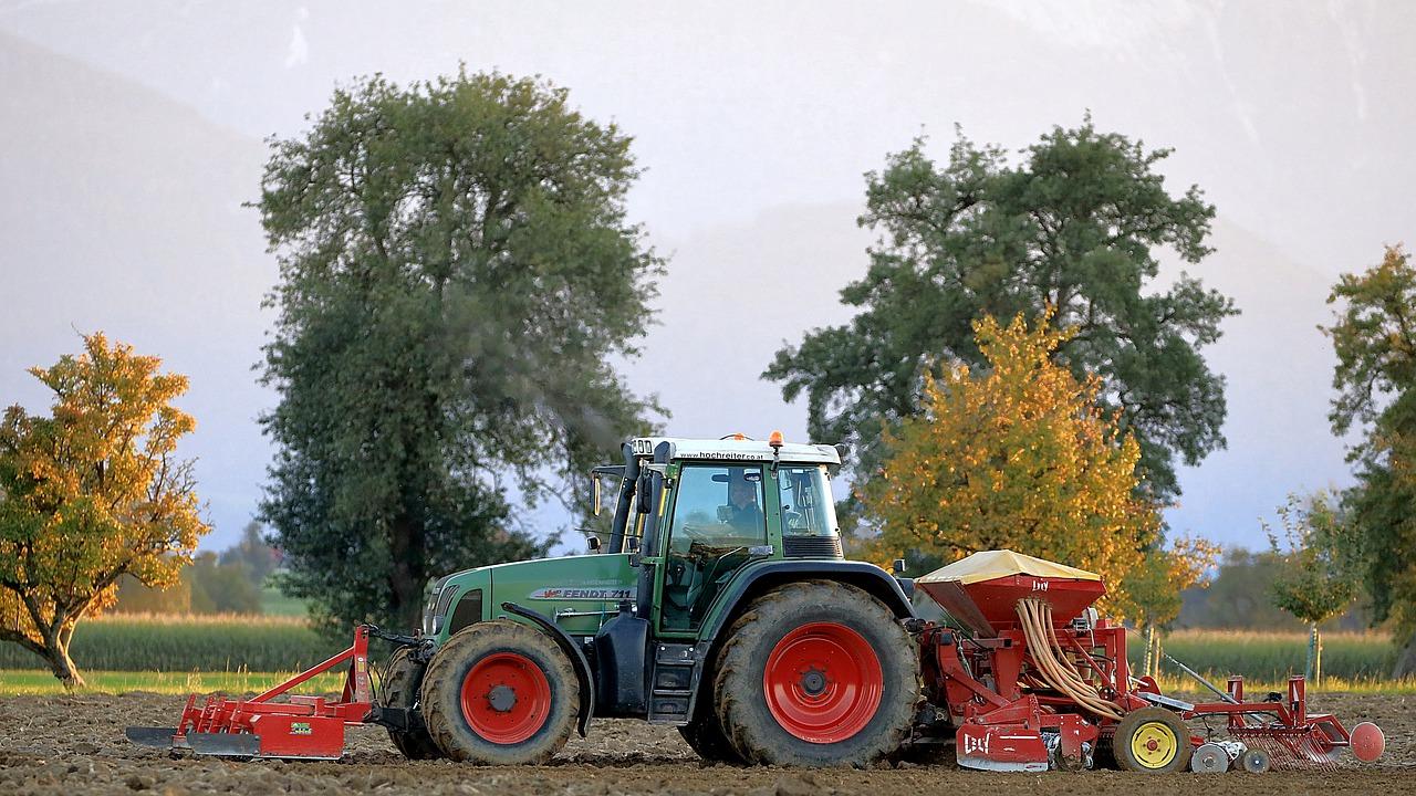 Remont poljoprivrednih mašina za prolećnu setvu
